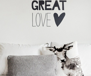 love, bedroom, and interior image