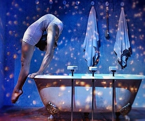 circus, contortion, and flexibility image