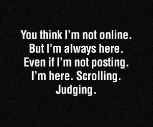 funny, online, and quotes image