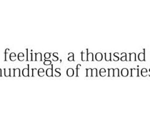 feelings, memories, and teen quotes image