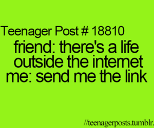 internet, teenager post, and life image