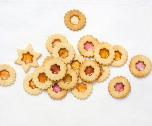 christmas, colours, and Cookies image