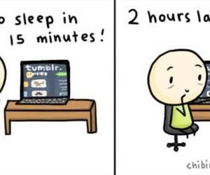 lol, sleep, and tumblr image