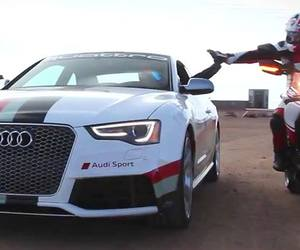 audi and sport image