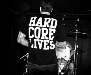 hard core image