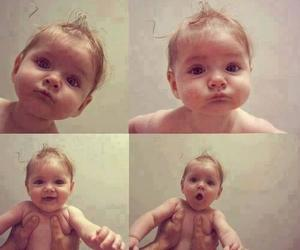 adorable, baby, and smile image
