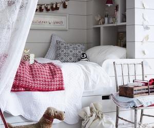 christmas, interior decor, and kids image