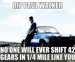 paul walker and rip image