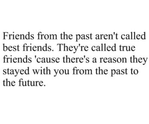 best friends, future, and friends image