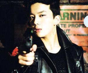 handsome, shot, and b.a.p image