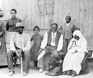 freedom, Moses, and harriet tubman image