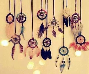 girly, tumblr, and dream catchers image