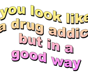 drugs, addict, and cool image