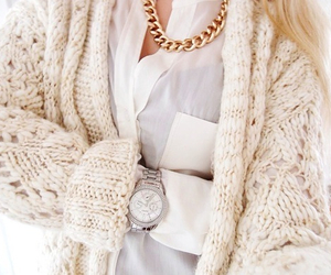 blond, christmas, and clothes image