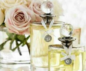 perfume, pretty, and roses image