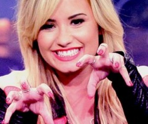 demi lovato, icons, and iconsofmiley image
