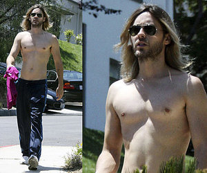 jared leto, sexy, and in los angeles image