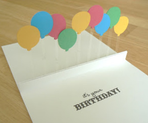 3d and birthday image