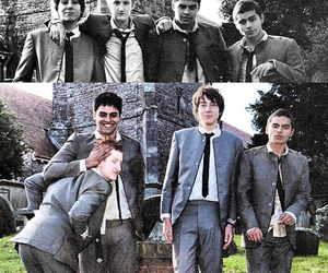 boys, will merrick, and skins image