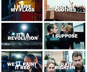 revolution, divergent, and tris prior image