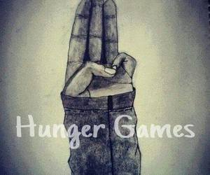 hunger games, the hunger games, and katniss image
