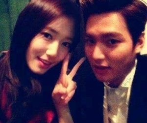 leeminho and parkshinhye image