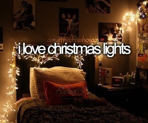 light, christmas, and room image