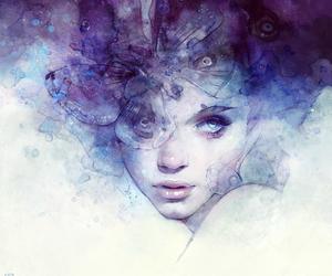 art, awesome, and magic image