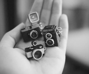 cameras, miniature, and photography image