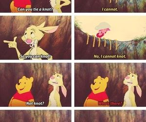 funny, pooh, and haha image