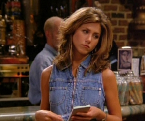 rachel green and Jennifer Aniston image
