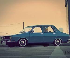 car and dacia 1300 image