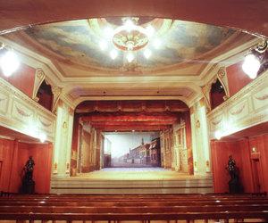 beautiful, oslo, and theatre image