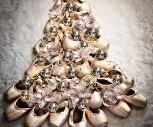 ballet, christmas, and dance image