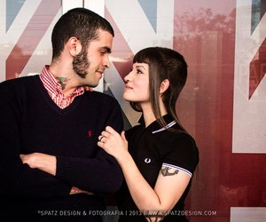 Ben Sherman, skinhead, and Chelsea image