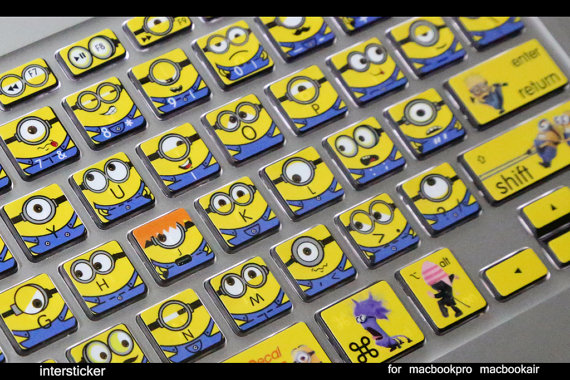 minions, computer, and ideas image