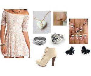 bows, Polyvore, and beautiful image