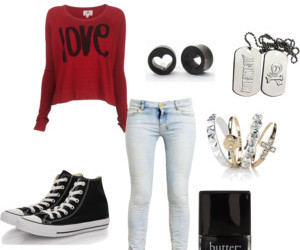 all time low, love, and converse image