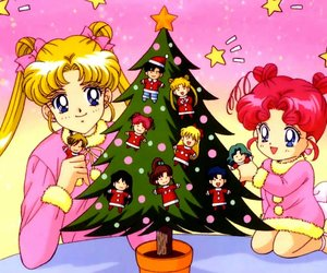 kawaii, sailor moon, and sailormoon image