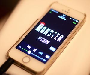eminem, rihanna, and iphone image