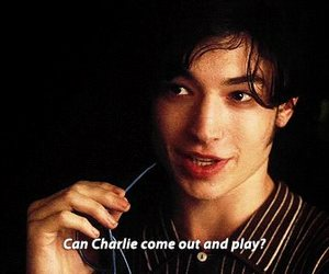 ezra miller, patrick, and the perks of being a wallflower image