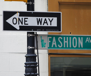 5th avenue, new york, and fashion image