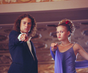 couple, 10 things i hate about you, and movie image