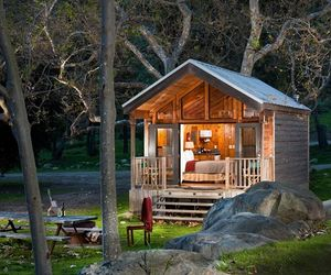 cabin, glamping, and parkmodel image