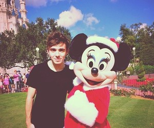 the wanted, nathan sykes, and disney image