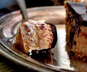 peanut, pie, and chocolate image