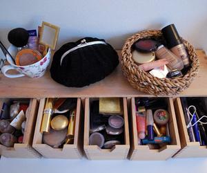 bag, collection, and lipstick image