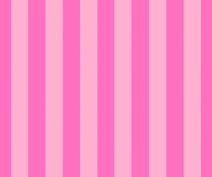 girl, pink, and stripes image