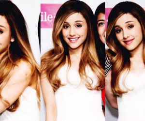 ariana grande, beautiful, and cute image
