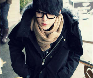 ulzzang, cute, and boy image